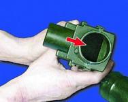 Терморегулятор воздушного фильтра