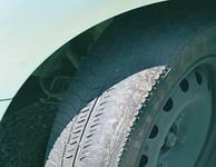 Причины повышенного износа шин. Ремонт покрышки и камеры