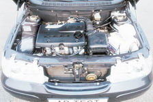 Состояние исправного двигателя, какое оно